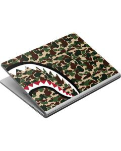 Shark Teeth Street Camo Surface Book Skin