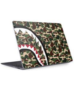 Shark Teeth Street Camo Surface Laptop 2 Skin