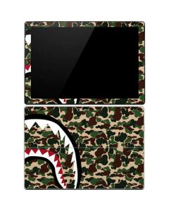 Shark Teeth Street Camo Surface Pro 4 Skin