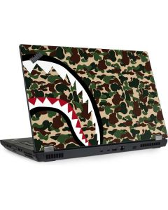 Shark Teeth Street Camo Lenovo ThinkPad Skin