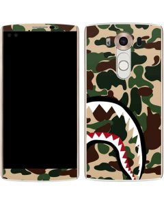 Shark Teeth Street Camo V10 Skin