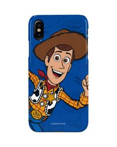 Sheriff Woody iPhone XS Max Lite Case