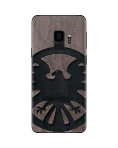 Shield Emblem Galaxy S9 Skin