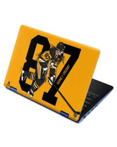 Sidney Crosby #87 Action Sketch Aspire R11 11.6in Skin
