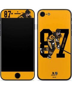 Sidney Crosby #87 Action Sketch iPhone 7 Skin