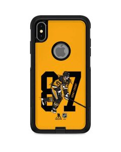Sidney Crosby #87 Action Sketch Otterbox Commuter iPhone Skin