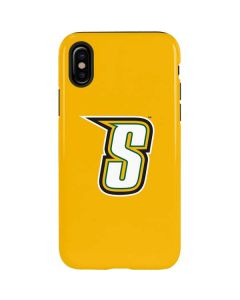 Siena College Yellow iPhone X Pro Case