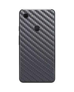 Silver Carbon Fiber Google Pixel 3 XL Skin
