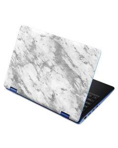 Silver Marble Aspire R11 11.6in Skin