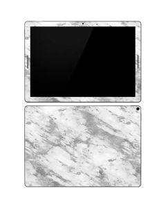 Silver Marble Google Pixel Slate Skin