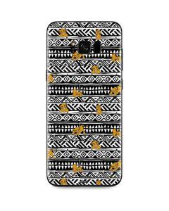 Simba Tribal Print Galaxy S8 Skin