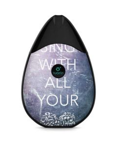 Sing With All Your Heart Suorin Drop Vape Skin