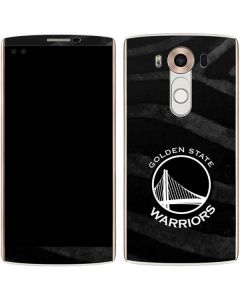 Golden State Warriors Black Animal Print V10 Skin