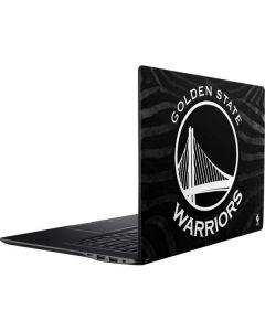 Golden State Warriors Black Animal Print Ativ Book 9 (15.6in 2014) Skin