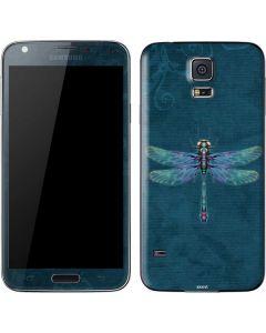 Mystical Dragonfly Galaxy S5 Skin