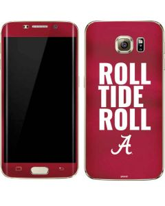 Alabama Roll Tide Roll Galaxy S7 Edge Skin