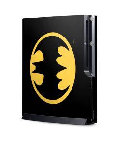 Batman Logo Playstation 3 & PS3 Slim Skin
