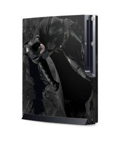 Batman in Black Playstation 3 & PS3 Slim Skin