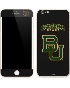 Baylor Bears BU iPhone 6/6s Plus Skin