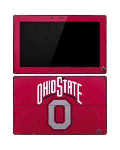 OSU Ohio State O Surface Pro Tablet Skin
