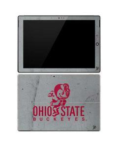 OSU Ohio State Buckeye Character Surface Pro 3 Skin