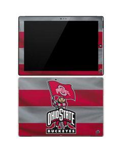 OSU Ohio State Buckeyes Flag Surface Pro 3 Skin