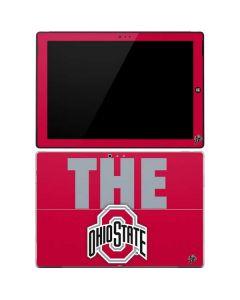 OSU The Ohio State Buckeyes Surface Pro 3 Skin