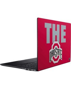 OSU The Ohio State Buckeyes Ativ Book 9 (15.6in 2014) Skin