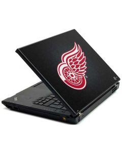Detroit Red Wings Black Background Lenovo T420 Skin