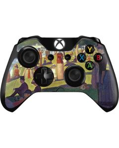 Sunday Afternoon on the Island of La Grande Jatte Xbox One Controller Skin