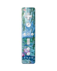 Waterlilies, 1916-19 Wii Remote Controller Skin
