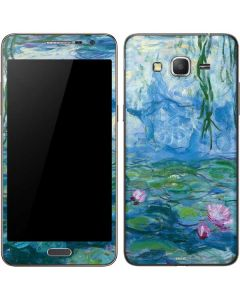 Waterlilies, 1916-19 Galaxy Grand Prime Skin