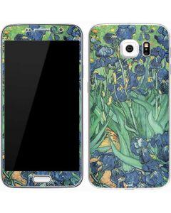 van Gogh - Irises Galaxy S7 Skin