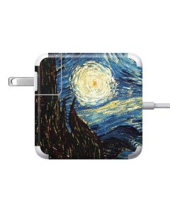 van Gogh - The Starry Night Apple Charger Skin