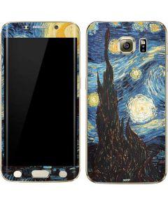 van Gogh - The Starry Night Galaxy S6 edge+ Skin