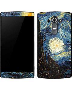 van Gogh - The Starry Night G4 Skin