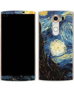 van Gogh - The Starry Night V10 Skin