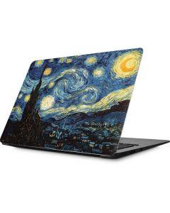 van Gogh - The Starry Night Apple MacBook Skin