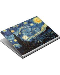 van Gogh - The Starry Night Surface Book Skin