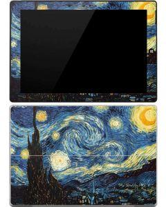 van Gogh - The Starry Night Surface 3 Skin
