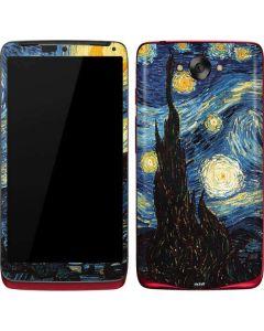 van Gogh - The Starry Night Motorola Droid Skin