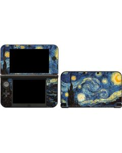 van Gogh - The Starry Night 3DS XL 2015 Skin