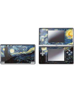 van Gogh - The Starry Night DS Lite Skin