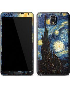 van Gogh - The Starry Night Galaxy Note 3 Skin