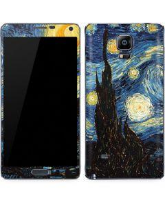 van Gogh - The Starry Night Galaxy Note 4 Skin