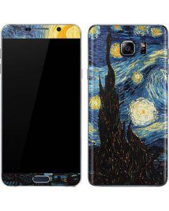 van Gogh - The Starry Night Galaxy Note5 Skin