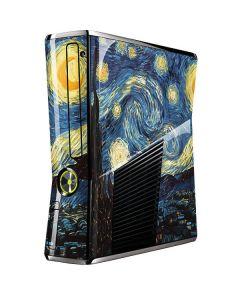 van Gogh - The Starry Night Xbox 360 Slim (2010) Skin