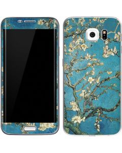 Almond Branches in Bloom Galaxy S6 Edge Skin