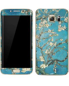 Almond Branches in Bloom Galaxy S7 Edge Skin