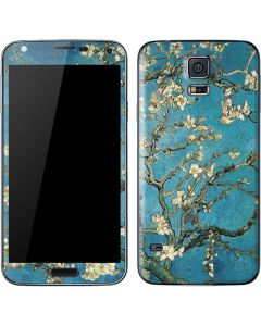 Almond Branches in Bloom Galaxy S5 Skin